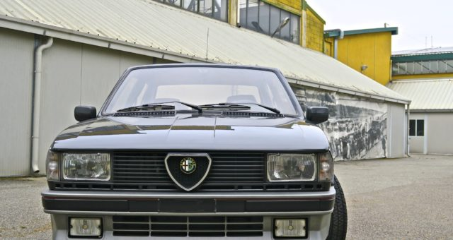 Giulietta Autodelta Turbo Balduzzi