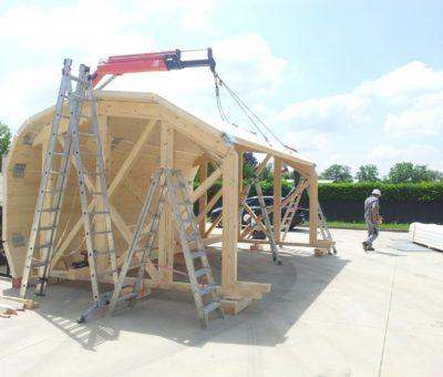 """@HOME"": A NEW CONSTRUCTION TECHNOLOGY by TaiStudio"